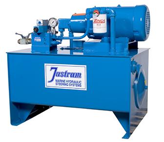 Marine Steering - Jastram Engineering Ltd  - Marine